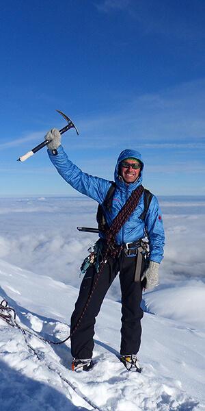 Christoph Hüthmair Bergführer in der Pyhrn Priel Region