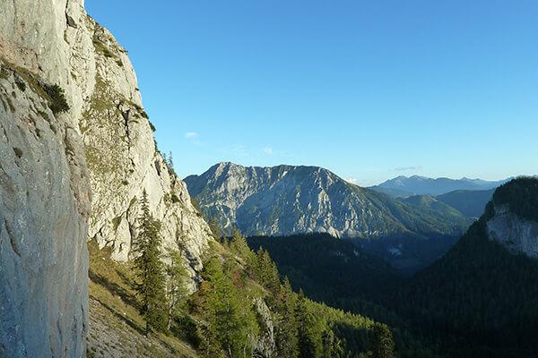 Angebot für geführte Bergtouren im Sommer